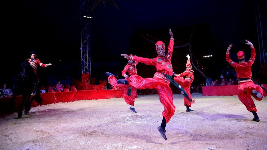 Le cirque de Saint-Petersbourg