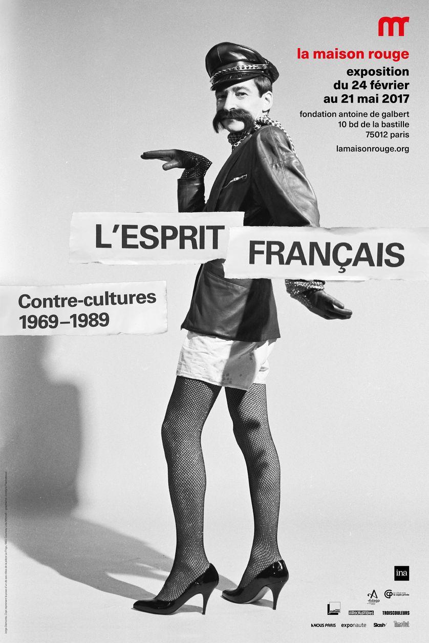 L'esprit français, Contre-cultures, 1969-1989