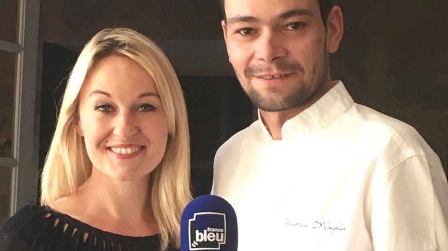 Sandrine Kauffer & Sebastien D'Onghia