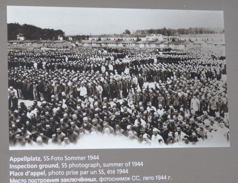 Plus de 250.000 déportés sont passés par Buchenwald, dont 26.000 Français.