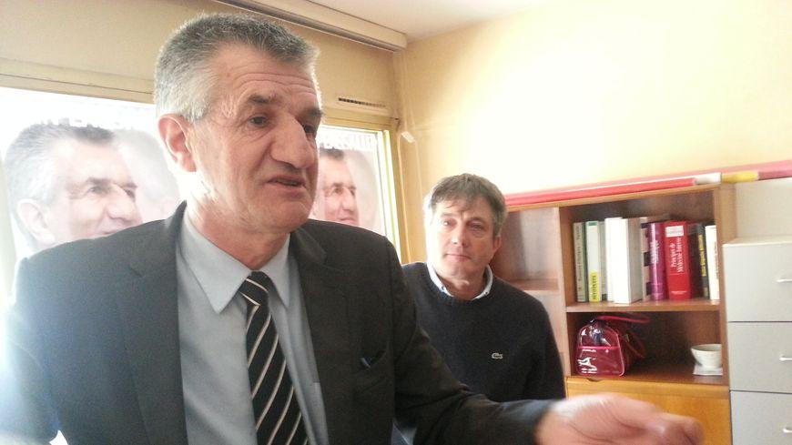 Jean Lassalle a obtenu 1.21% des voix en France, 7.55% dans les Pyrénées-Atlantiques