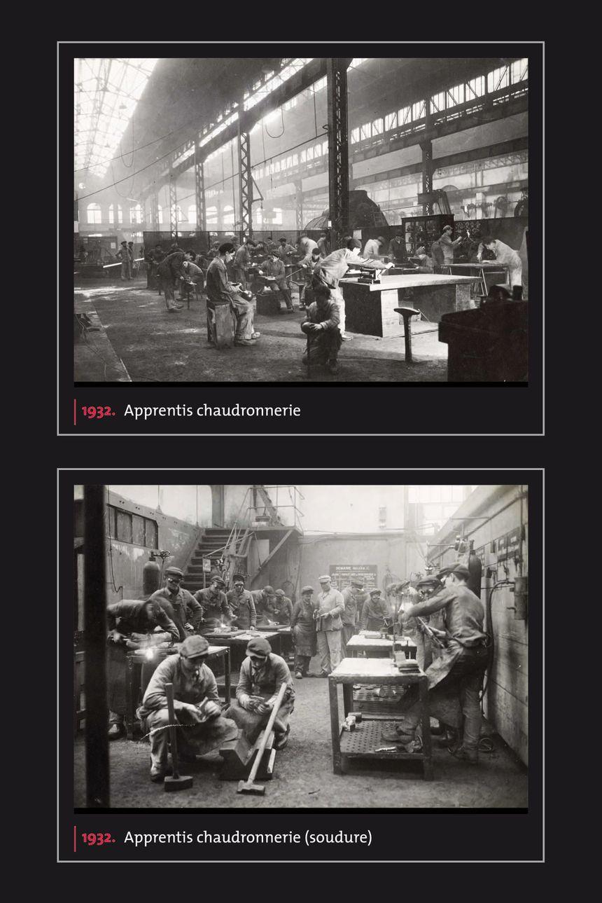 Photos d'archives DCNS Brest