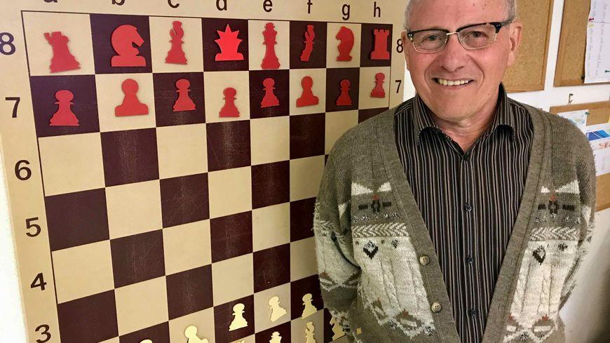 Bennwihr, Rémy Goettelmann, Club d'échecs