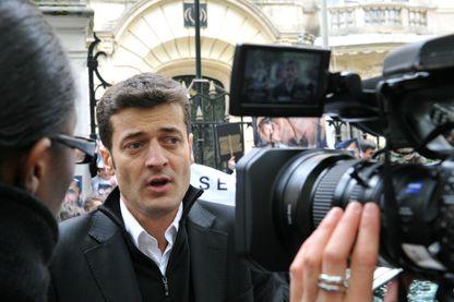Jean-François Julliard.