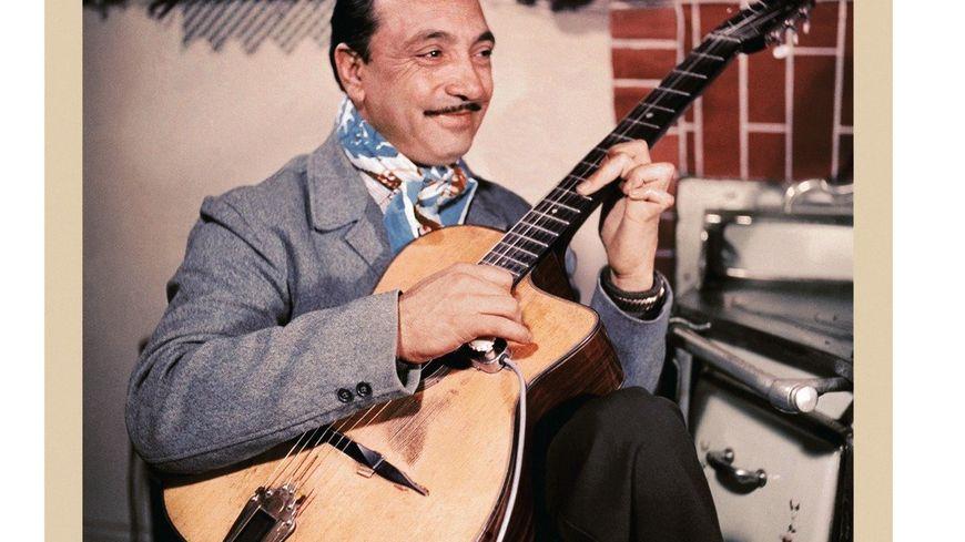 Django Reinhardt Rétrospective 1934-53 (Saga 038 161-2)