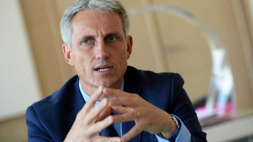 """Le maire de Caen Joël Bruneau votera """"sans conviction"""" pour Emmanuel Macron au second tour."""