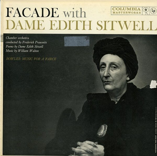 Facade with Dame Edith Sitwell - Poems by Dame Edith Sitwell - Music by William Walton
