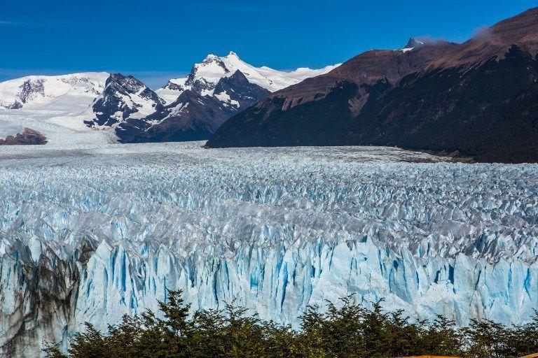 Glacier Perito Moreno, parc national Los Glaciares, Argentine
