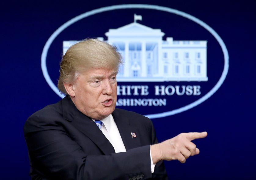 Corée du Nord et commerce au programme du sommet entre Trump et Xijinping en Floride le 6 avril 2017 en Floride.