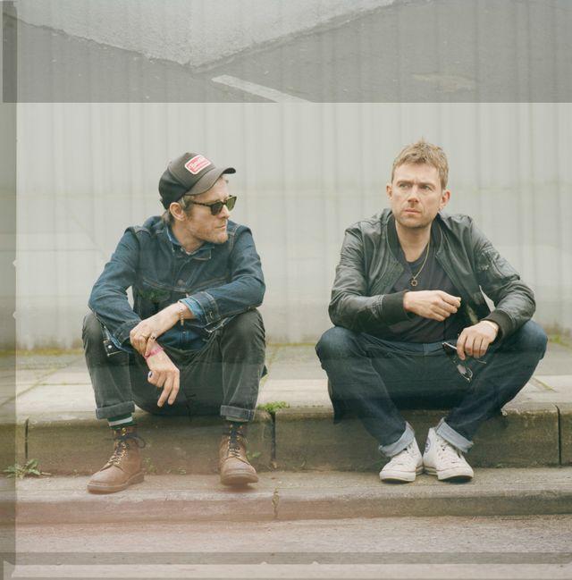 Gorillaz_Damon & Jamie