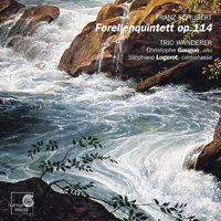 La Truite par C. Gaugué, S. Logerot et le Trio Wanderer