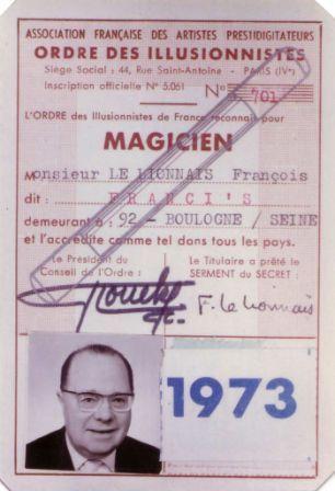 François Le Lionnais