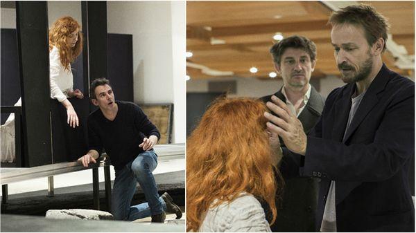 Au Théâtre des Champs-Élysées, Éric Ruf met en scène Pelléas et Mélisande
