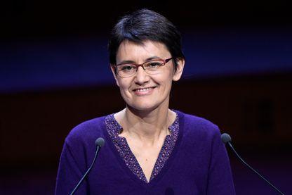 Nathalie Arthaud, candidate de Lutte Ouvrière