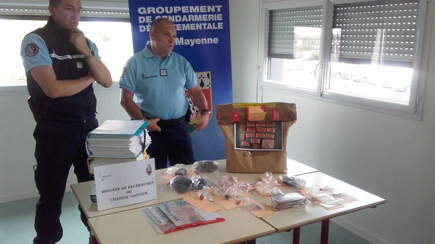 Le joli coup des gendarmes mayennais