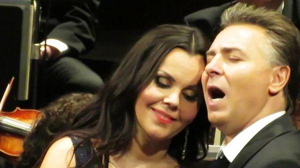 Les plus grands duos d'amour de l'opéra par Aleksandra Kurzak et Roberto Alagna au Théâtre des Champs-Elysées