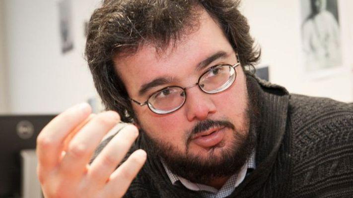 Guillaume Gourgues maître de conférences en Sciences politiques à l'université de Franche-Comté