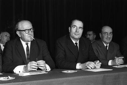 François Mitterrand en 1965