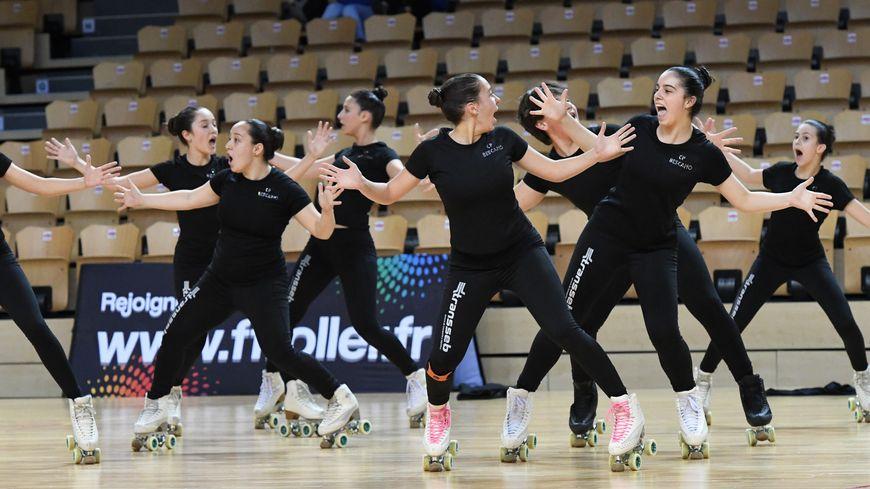 Plus d'un millier de patineurs participent aux Championnats d'Europe au Vendéspace