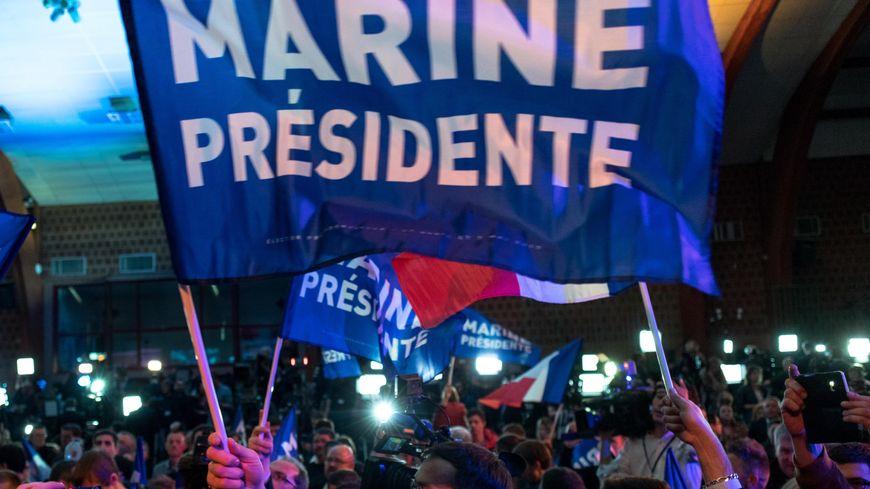 Le vote Front National fait un bond en Bretagne, avec une hausse d'environ deux à trois points dans chacun des départements