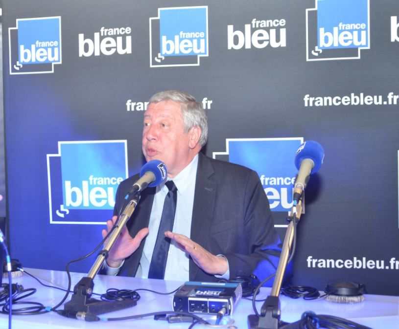 François Rochebloine députe de la Loire  soutien de François Fillon