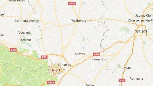 La ville de Niort, dans les Deux-Sèvres