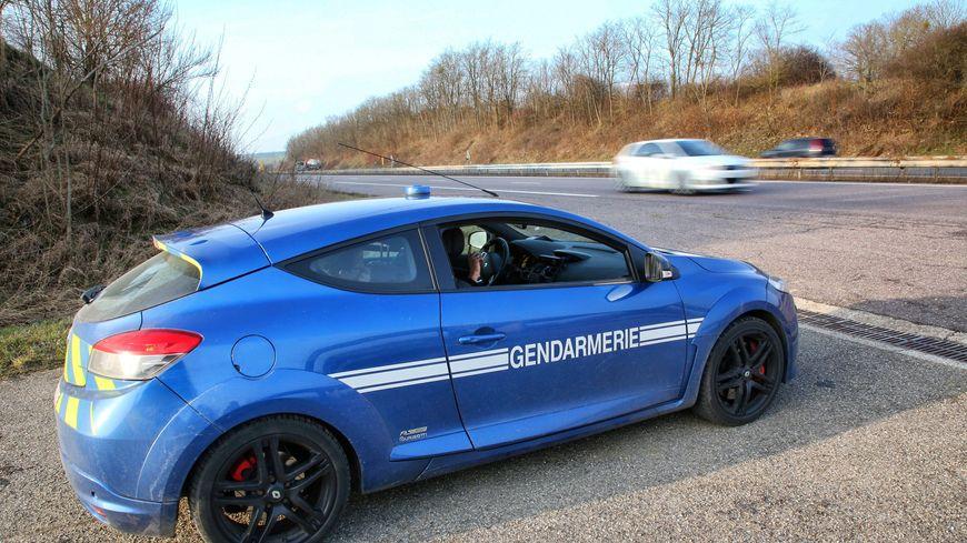 Peloton autoroutier de Phalsbourg : Patrouille avec les gendarmes de la B.R.I. (Brigade Rapide d'Intervention)