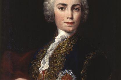 Carlo Broschi dit Farinelli, chanteur contralto et soprano, castrat italien (1705-1782)