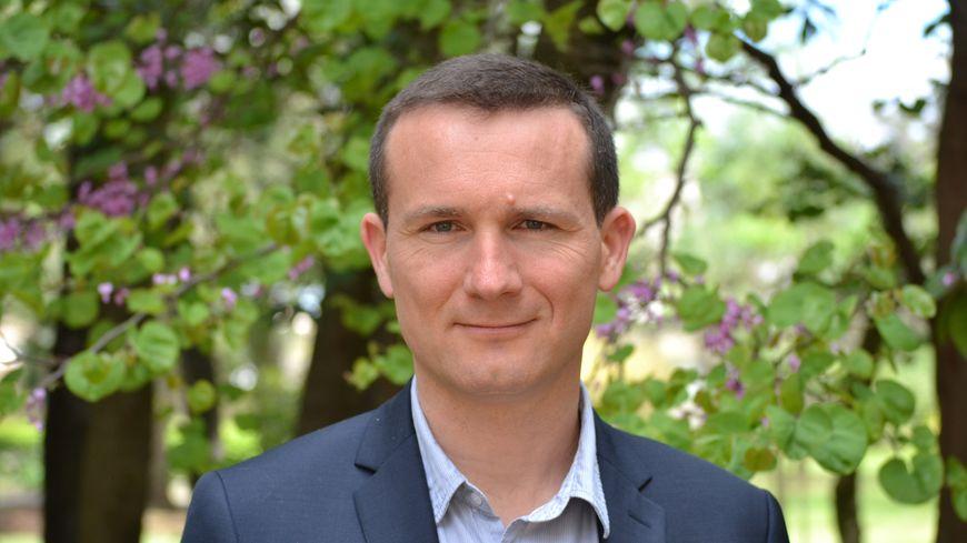 Fabrice Fenoy, 1er adjoint à Lunel Viel
