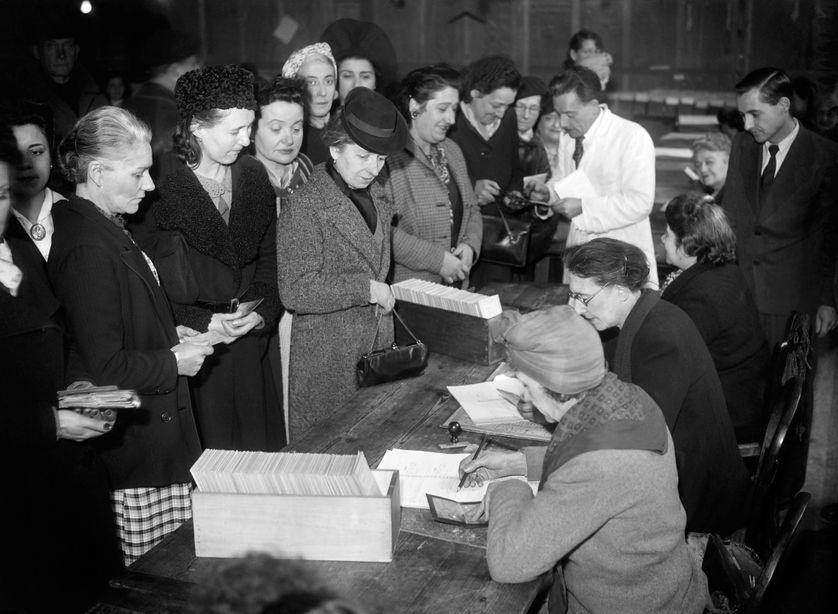 21 avril 1944 : le droit de vote accordé aux femmes