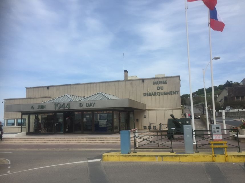 Le musée du débarquement à Arromanches Les Bains