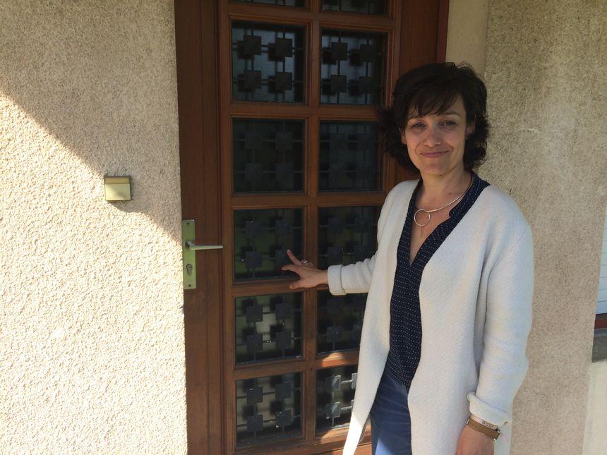 Emmanuelle Ajon, vice-présidente chargée de l'enfance au département