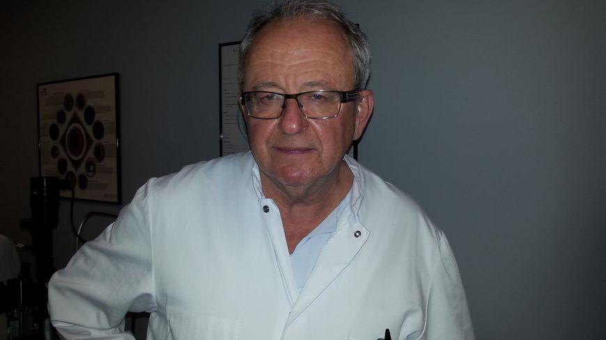 Le Dr Jacques Détré, ophtalmologiste, vient de prendre la tête du conseil d'administration de la polyclinique