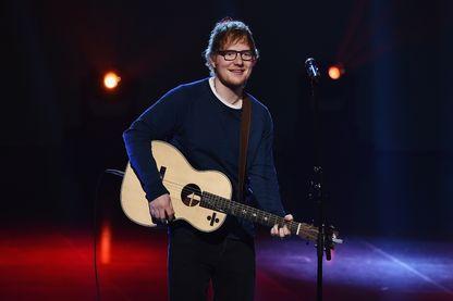 Ed Sheeran en live à Milan en mars 2017