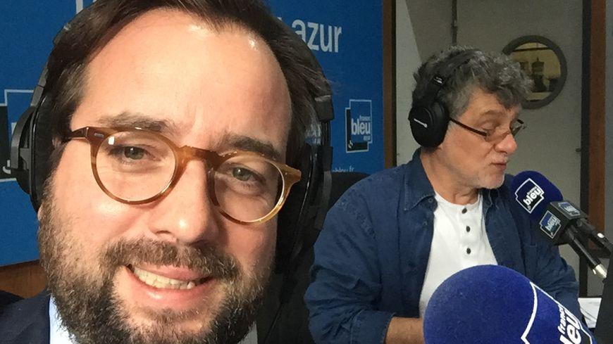 Adrien Verrier, avocat au barreau de Nice vous consacre une heure sur France Bleu Azur