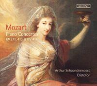 """CD """"Intégrale des Concertos pour piano"""""""