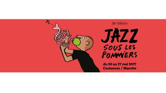 Jazz sous les pommiers - édition 2017