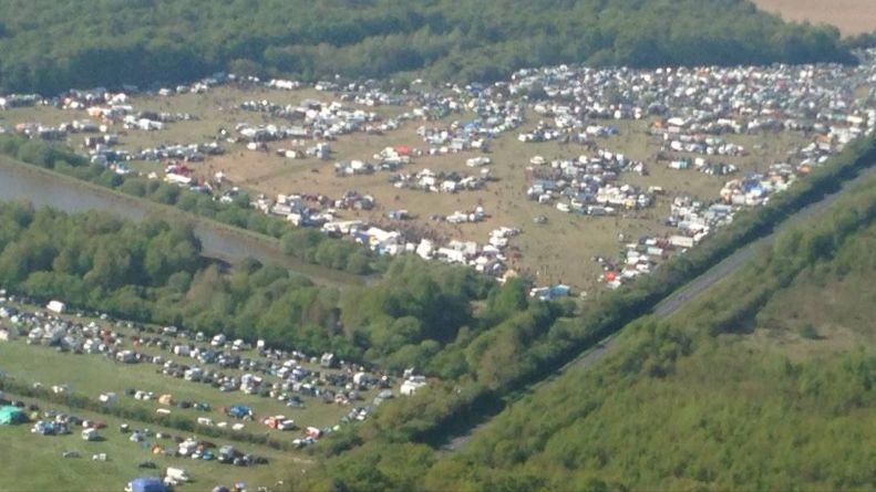 30 000 teufeurs sont attendus ce week-end à Pernay pour le Teknival.