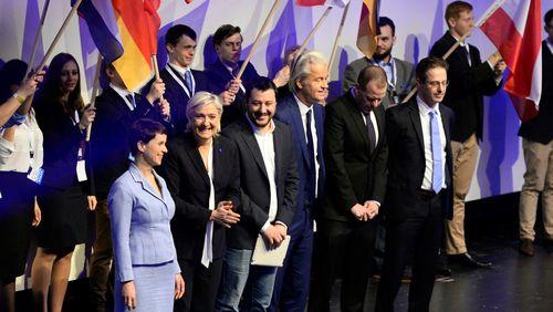 Nationalismes et populismes : l'autre visage de l'Europe (1/4) : Les figures providentielles des extrêmes droites européennes