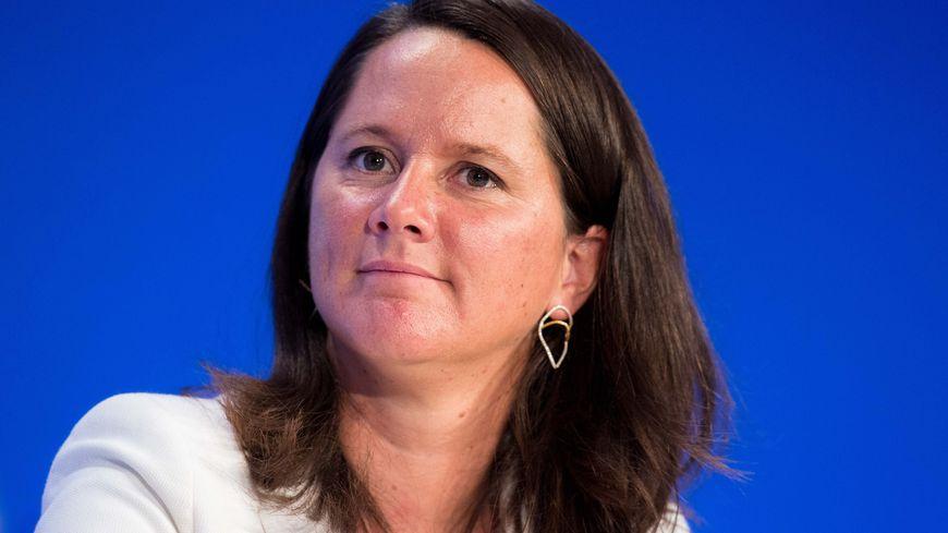 Johanna Rolland, maire de Nantes (PS)