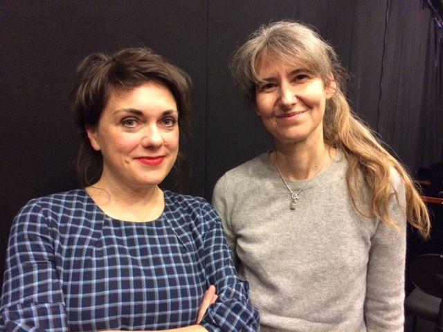 Véronique Ovaldé & Laétitia Masson