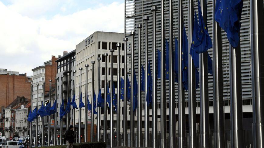 La Comission européenne à Bruxelles