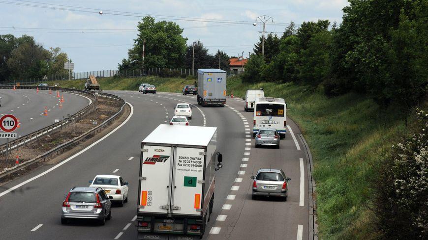 L'autoroute A72 (photo illustration)