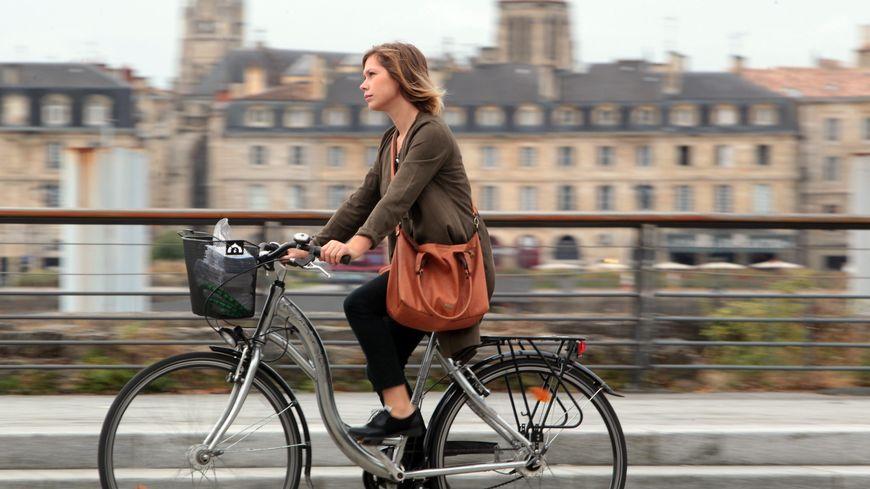 La pratique du vélo en forte hausse à Bordeaux