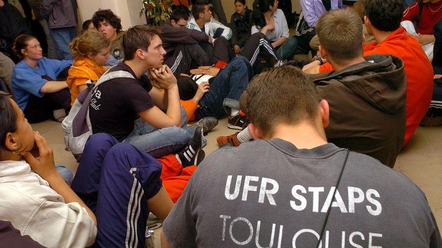 """Les études de sport font partie des filières """"en tension"""", dans lesquelles le tirage au sort des étudiants est parfois appliqué"""