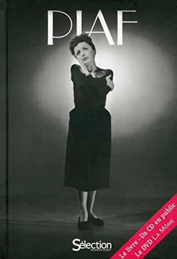 PIAF (Livre, cd, dvd)