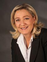 Marine Le Pen en 2014