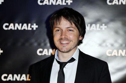 Chris Esquerre au lancement de la saison 2012 - 2013 de Canal + à Paris