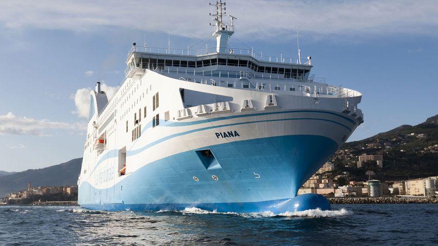 Le navire amiral de La Méridionale
