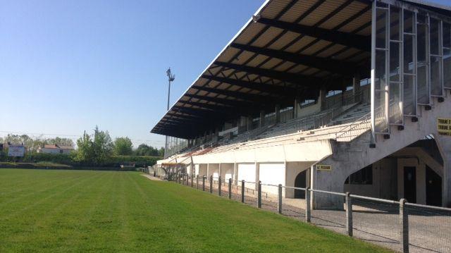 L'enceinte de Saint-Germaine, théâtre de la 32ème édition de la Fête du rugby.